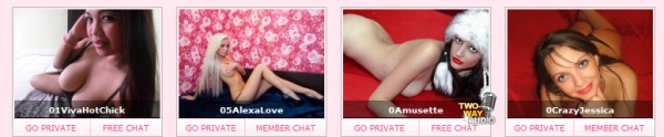 beautiful naked webcam models